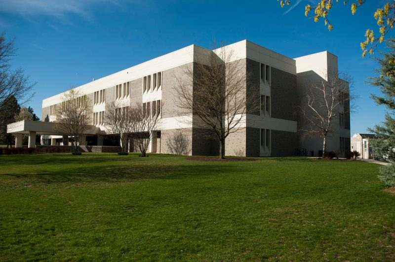 picture of Litton Reaves Hall