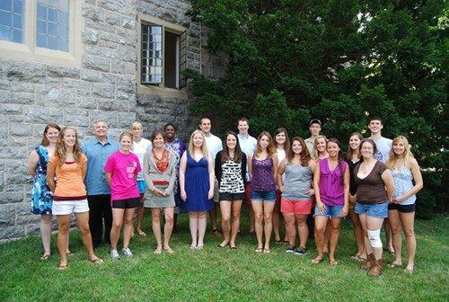 Student Teaching Cohort